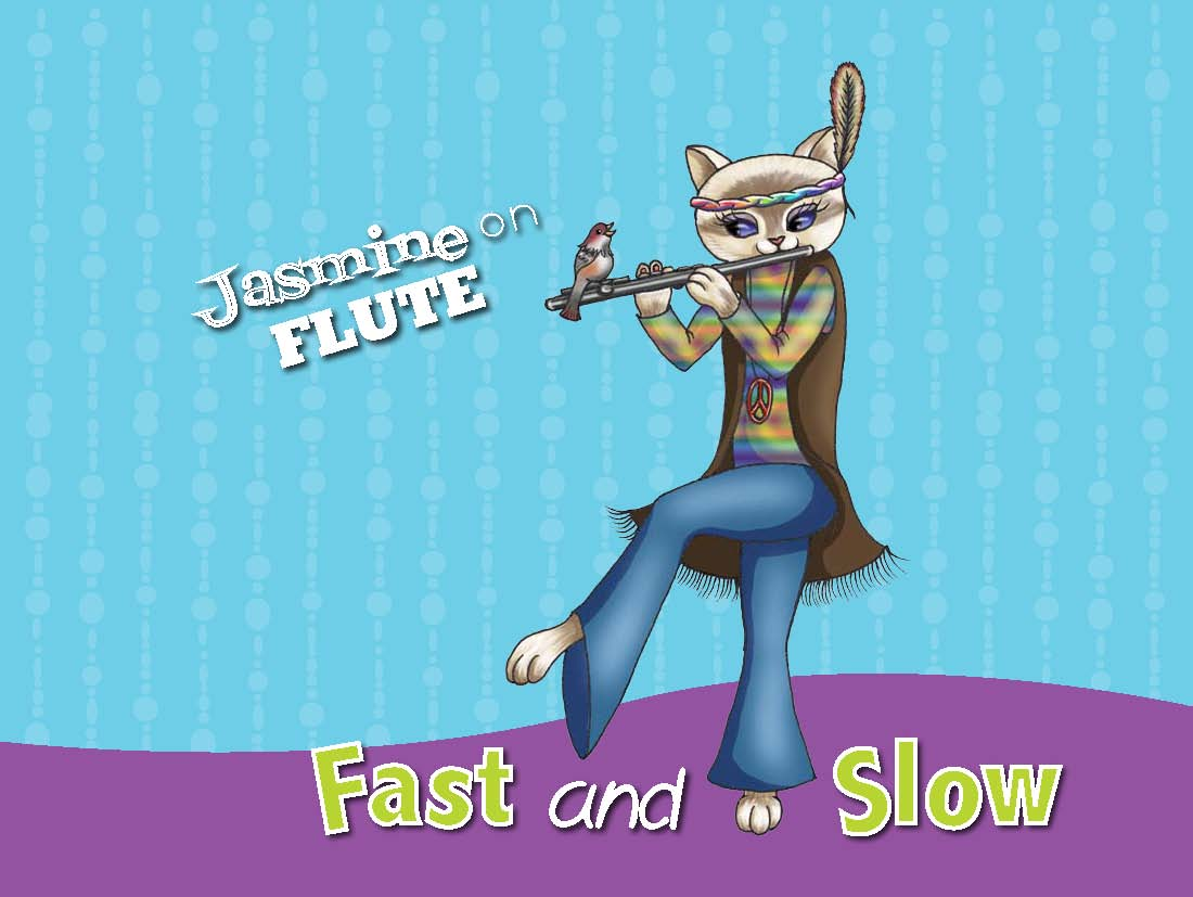 jasmine:  Educational Children's Music