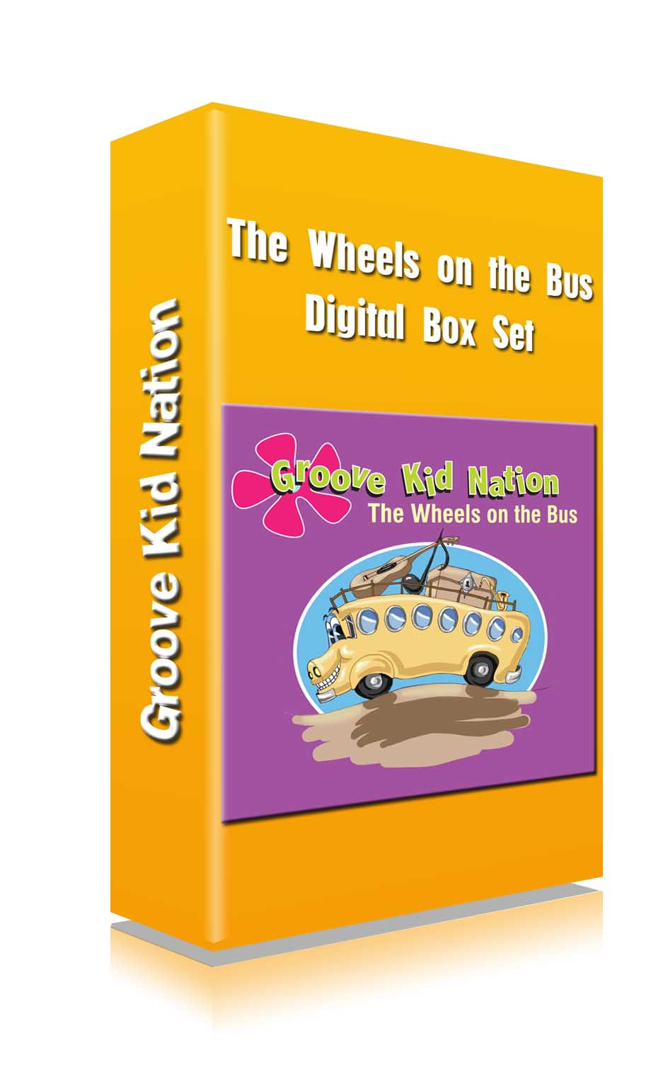 Kids Songs | Children's Music | Digital Box Set