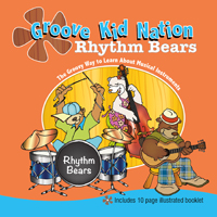 Rhythm Bears CD -- Childrens music lessons