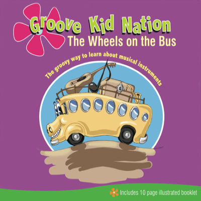 Wheels CD Cover-product